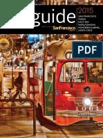 San Francisco City Guide 2015