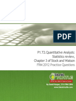 T2.Statistics Review (Stock & Watson)