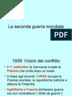 Seconda Guerra