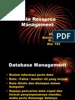 Data Resource Management1