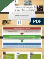 REPORTE DE LECTURA TEMA 4