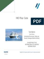 IMO Polar Code