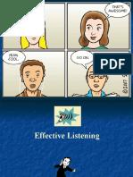 Advanced Communicative English- Listening