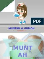 Ppt Muntah Dan Gumoh