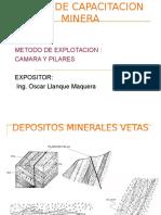 Exposicion Camaras y Pilares 2003