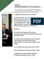 Modelo Laudo Pericial Contábil Pg 03 - Curso de Perito - IPED
