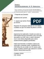 Modelo Laudo Pericial Contábil Pg 04 - Curso de Perito - IPED