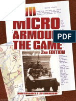 Micro Armour the Game-WWII 2nd Edition (Full Color) (7267379)