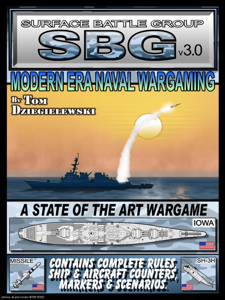 Surface Battle Group v30 Core Rules (7051525) | Submarines | Torpedo