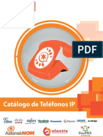Catalogo de Telefonos IP Intersoft de Latinoamerica Pass