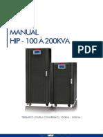 Manual HIP 100-200