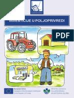Investicije u Poljoprivredi