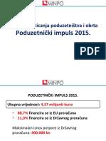 Prezentacija Impuls 2015 - Za Web