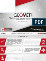 Congreso Virtual Geomet