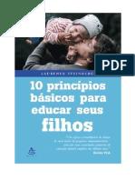 Estudo Do Livro 10 Principios Basicos Para Educar Seus Filhos (1)