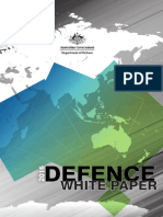 2016 Defence White Paper