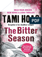 The Bitter Season by Tami Hoag Extract