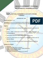 Pensu de Curso Lectura e Interpretacion de Planos de Tuberias 141115 151115