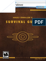 Fallout3 Us Pc Manual
