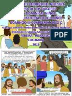 Hojita Evangelio Domingo III Cuaresma c Serie