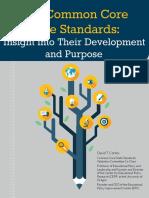 CCSS Insight Into Development 2014