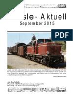 Öchsle Aktuell 9 / 2015
