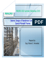 MACRO CSE Summer Workshop 2015