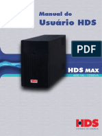 Manual HDS MAX