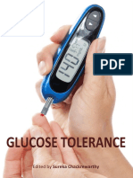Diabetes Ebook:GLUCOSE TOLERANCE