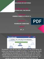Historia Del Facebook Trabajo Sistemas