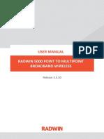 Manual Radwin 5000