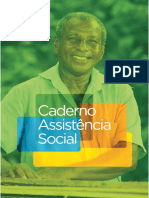 Caderno  Assistência Social