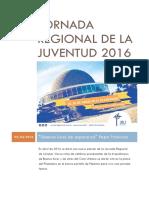 Jornada Regional de La Juventud 2016