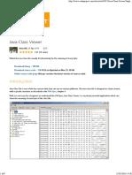 Java Class Viewer - CodeProject