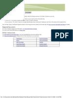Finale 2008 Full Manual