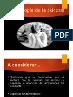 Semiología de Los Trastornos Psicóticos