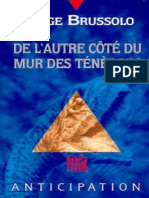 FNA 1926 - De l'Autre Cote Du Mur Des Tenebres - Serge Brussolo