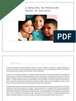 Manual de Funciones Oficinas Municipales de Protección, experiencias de Guatemala