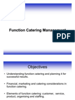 Function Catering Management