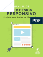 Manual de Web Design Responsivo - Projete para todos os dispositivos