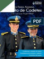 cuadernillo cadetes 2014