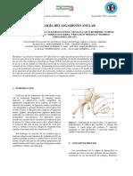Fisiologia Del Ligamento Anular - Cacavelos