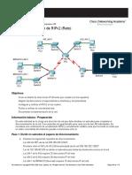 Configuración de RIPv2 (Reto)