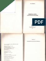 Estadística Médica y Planificación de la Salud. Tomo II