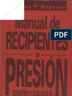 Manual de Recipientes a Presion