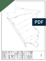 Topo-graphic Survey Plan of Saad Dist. Kanpur