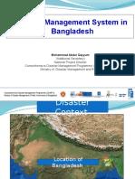 16.07 DM System in Bangladesh