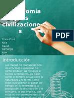 La Economía y Las Civilizaciones