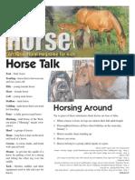 Horse Ag Mag