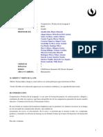 HU03 Comprension y Produccion de Lenguaje I 201600